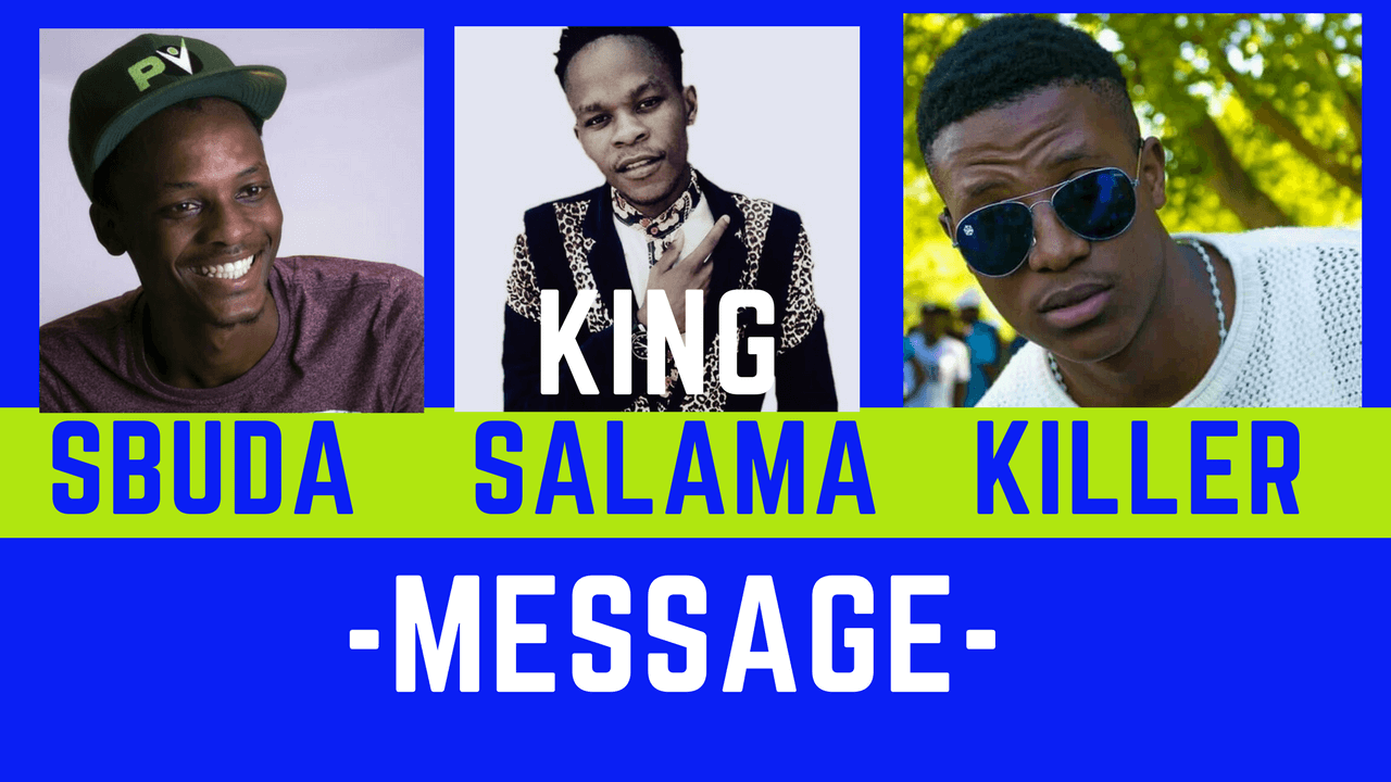 King Salama - Message