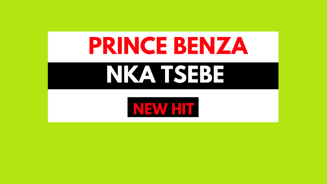 Prince Benza Nka Tsebe