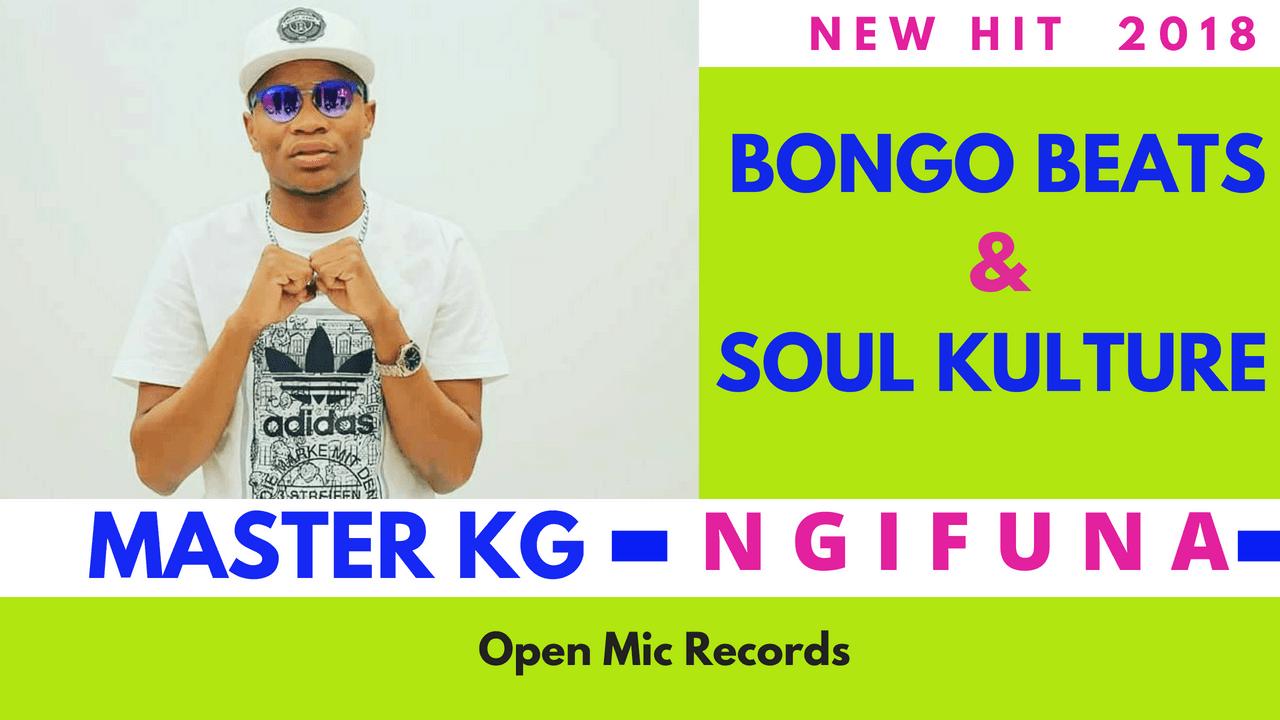 Master KG - Ngifuna,