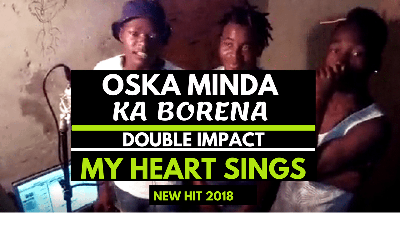 Double Impact - My Heart Sings