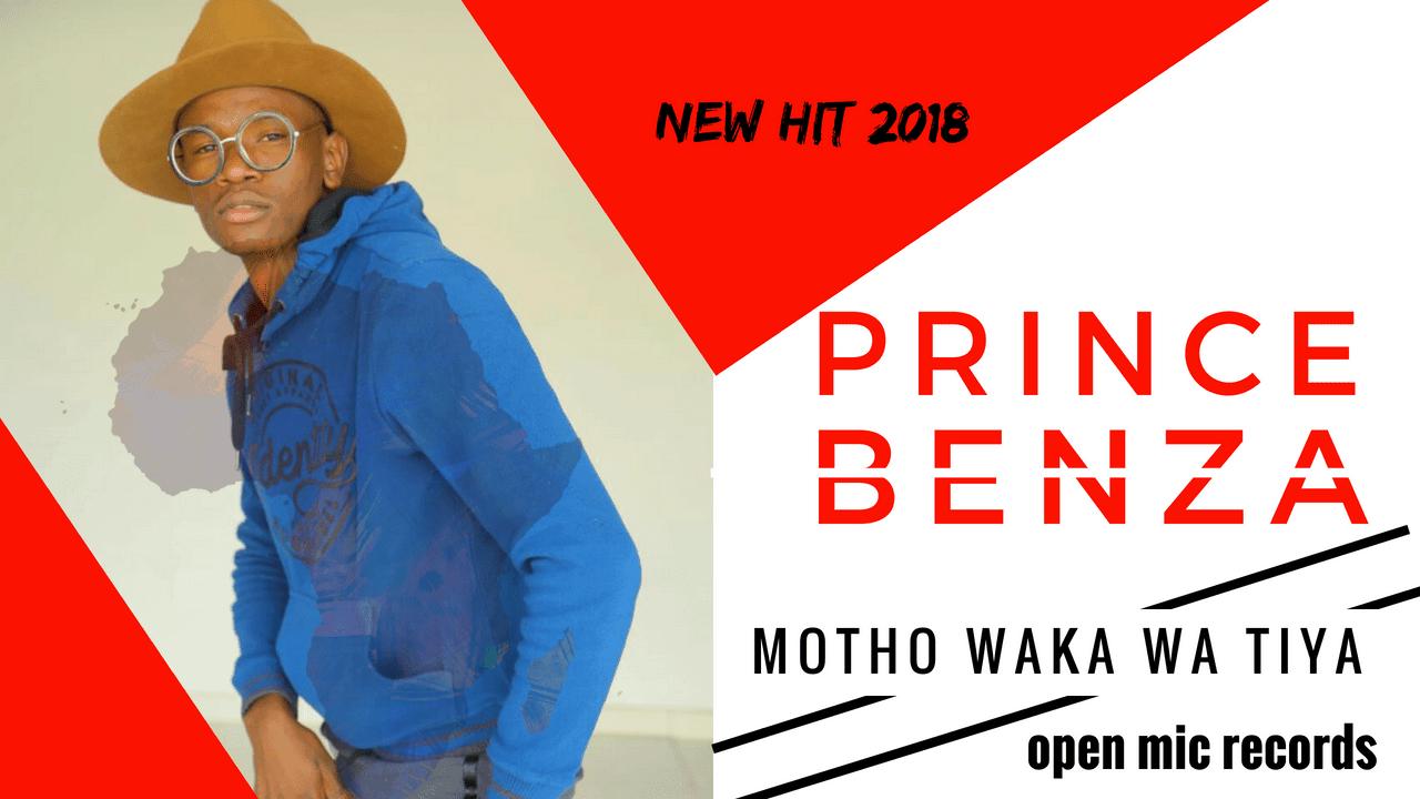 Prince Benza - Motho Waka Wa Tiya