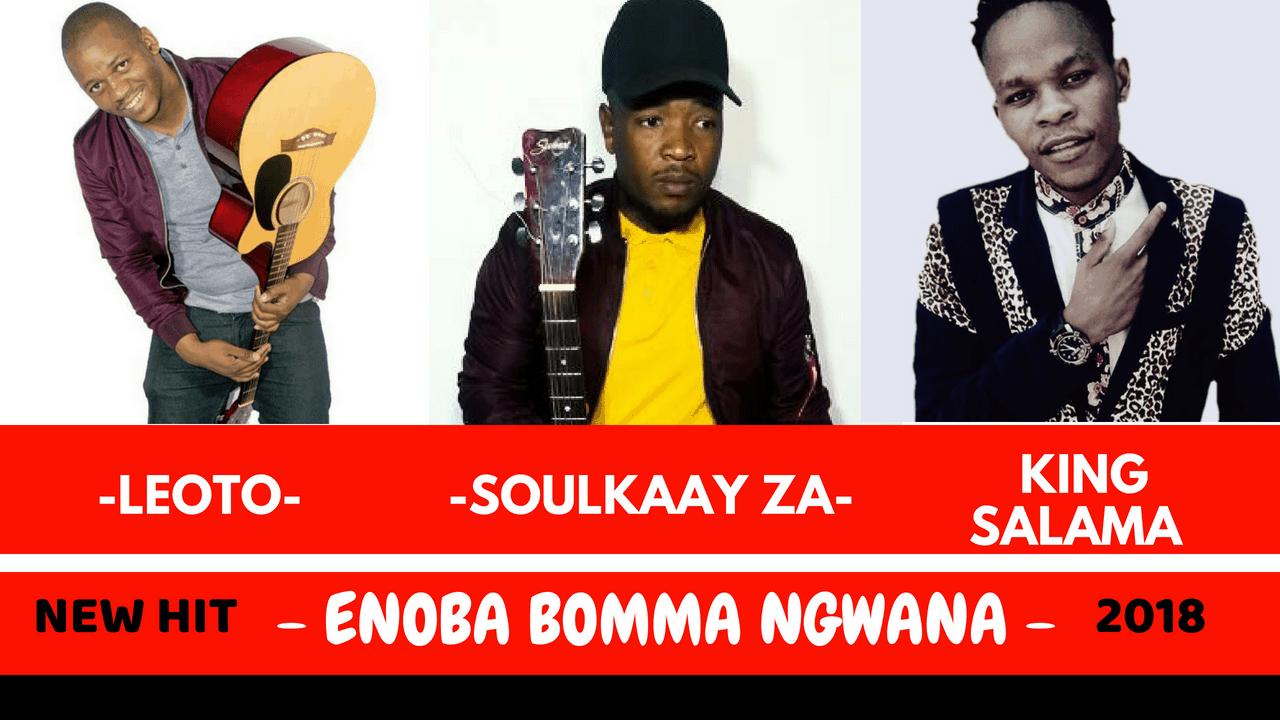 King Salama - E noba bomma ngwana,