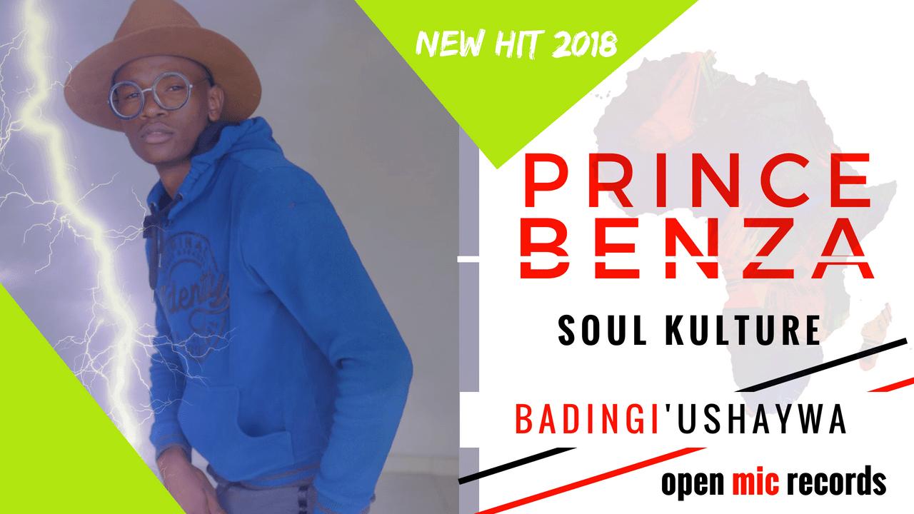 Prince benza ft soul kulture - Badingi'ushaywa