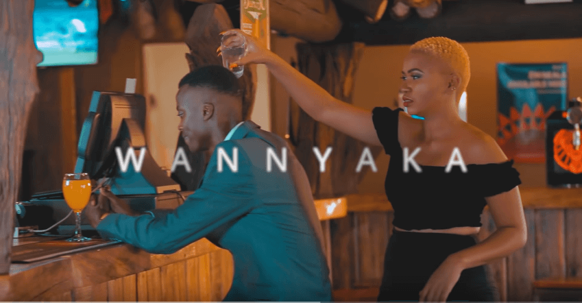 King Monada - Wa Nnyaka [ Official Video ]
