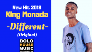 King Monada - Different