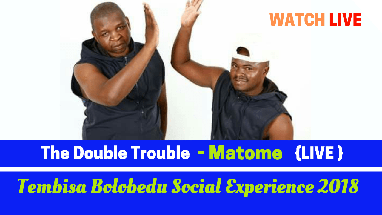 The Double Trouble - Matome LIVE