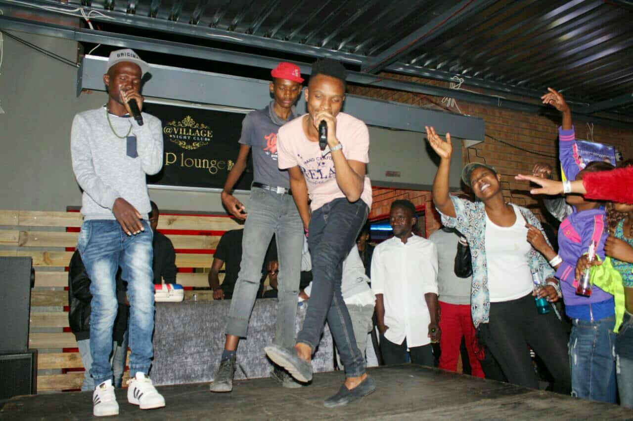 DJ Maivo - Bangwe Bare O Bosso