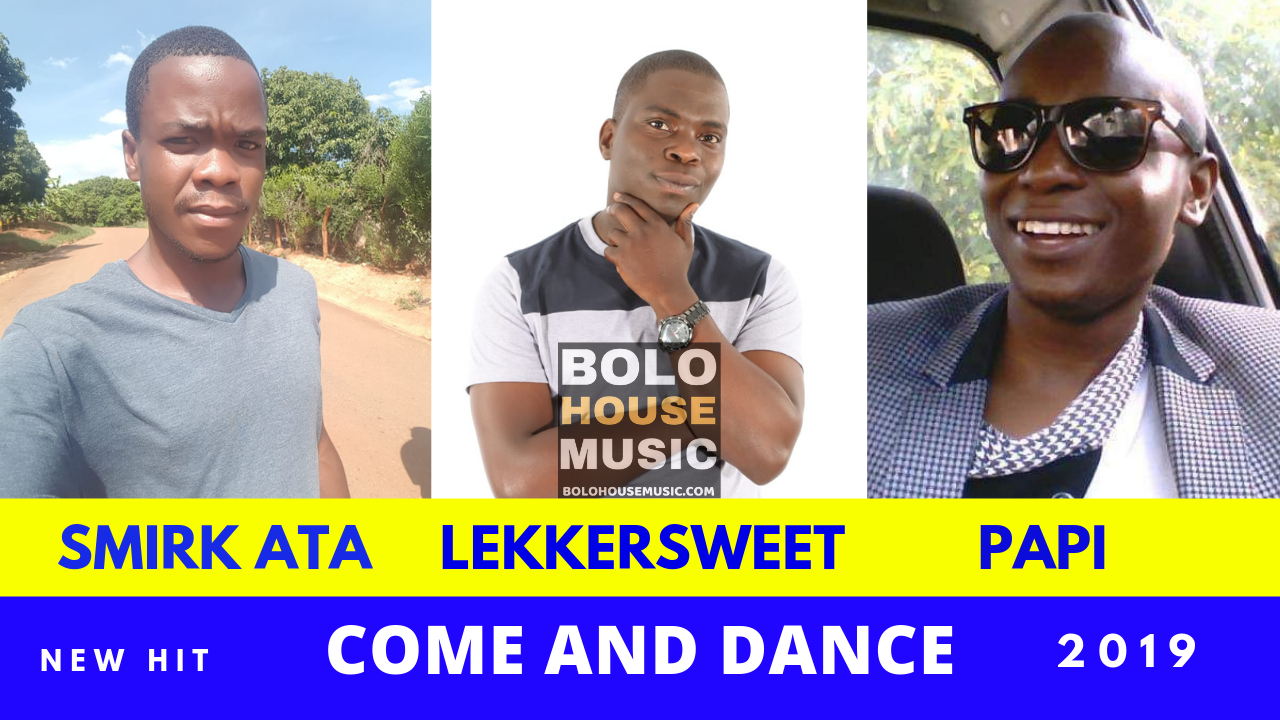 Smirk ATA x Papi & Lekkersweet - Come and Dance mp3