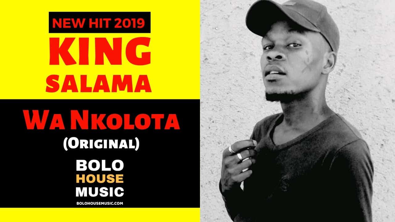 King Salama - Wa Nkolota