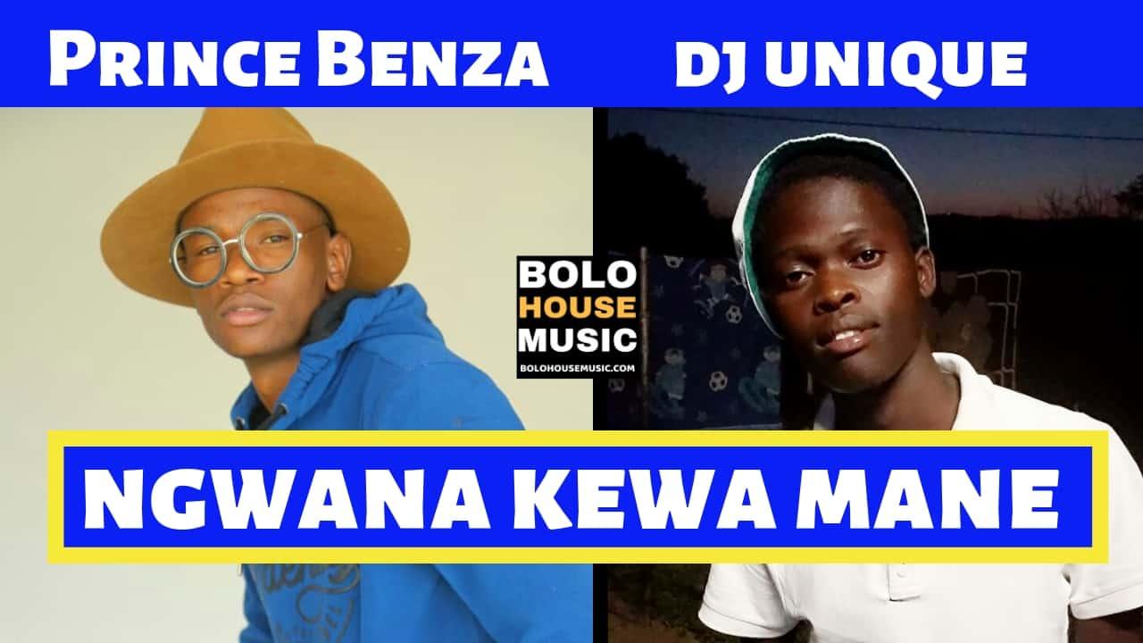 Prince Benza - Ngwana Kewa Mane