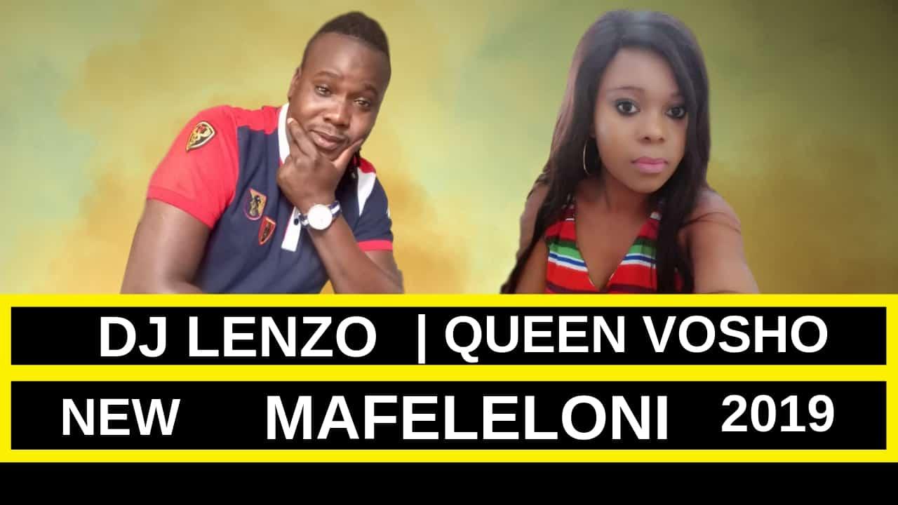 DJ Lenzo ft Queen Vosho – Mafeleloni