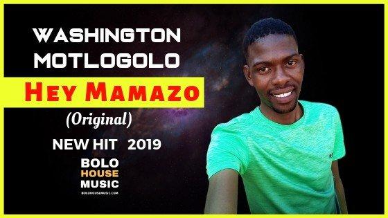 Washington Motlogolo - Hey Mamazo