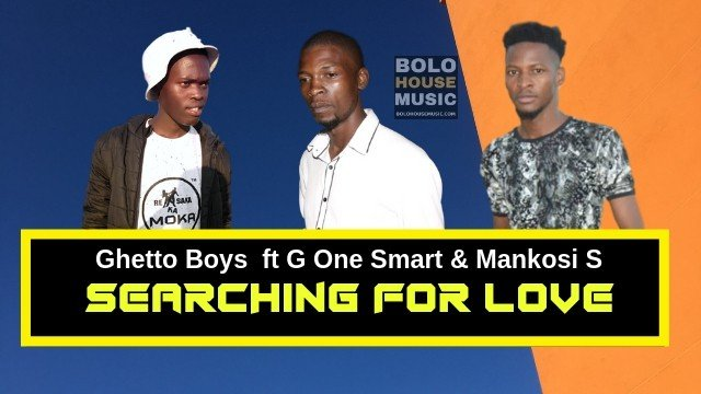 Ghetto Boys - Searching For Love