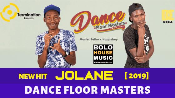 Dance Floor Masters - Jolane