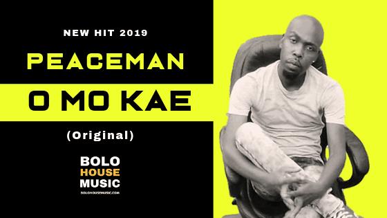 Peaceman - O Mo Kae