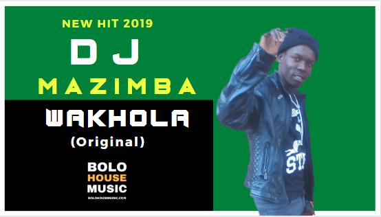 Dj Mazimba - Wakhola