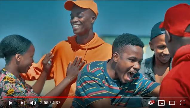 VIDEO: King Monada & Clement Maosa - Good Life
