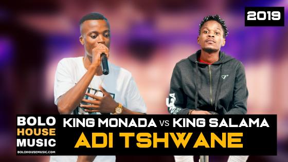 King Monada & King Salama - Adi Tshwane ft Ceephonik