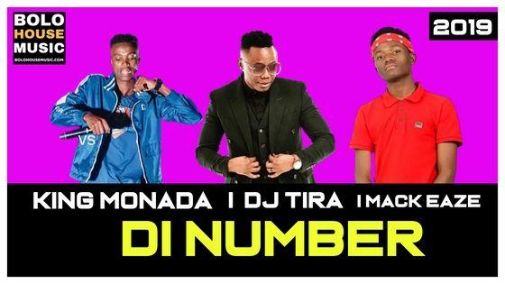 King Monada Di Number ft Dj Tira