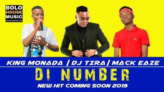 King Monada Di Number ft Dj Tira & Mack Eaze
