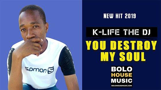 K-LIFE THE DJ - You Destroy My Soul