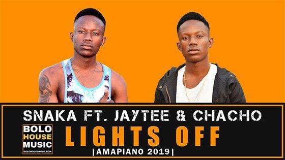Snaka - Lights Off
