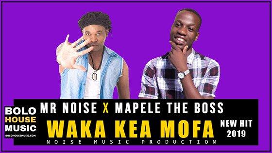 Mr Noise & Mapele The Boss - Waka Kea Mofa