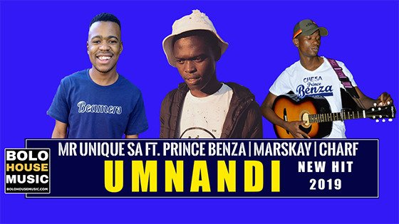 Mr Unique SA - Umnandi ft Prince Benza × Marskay & Charf