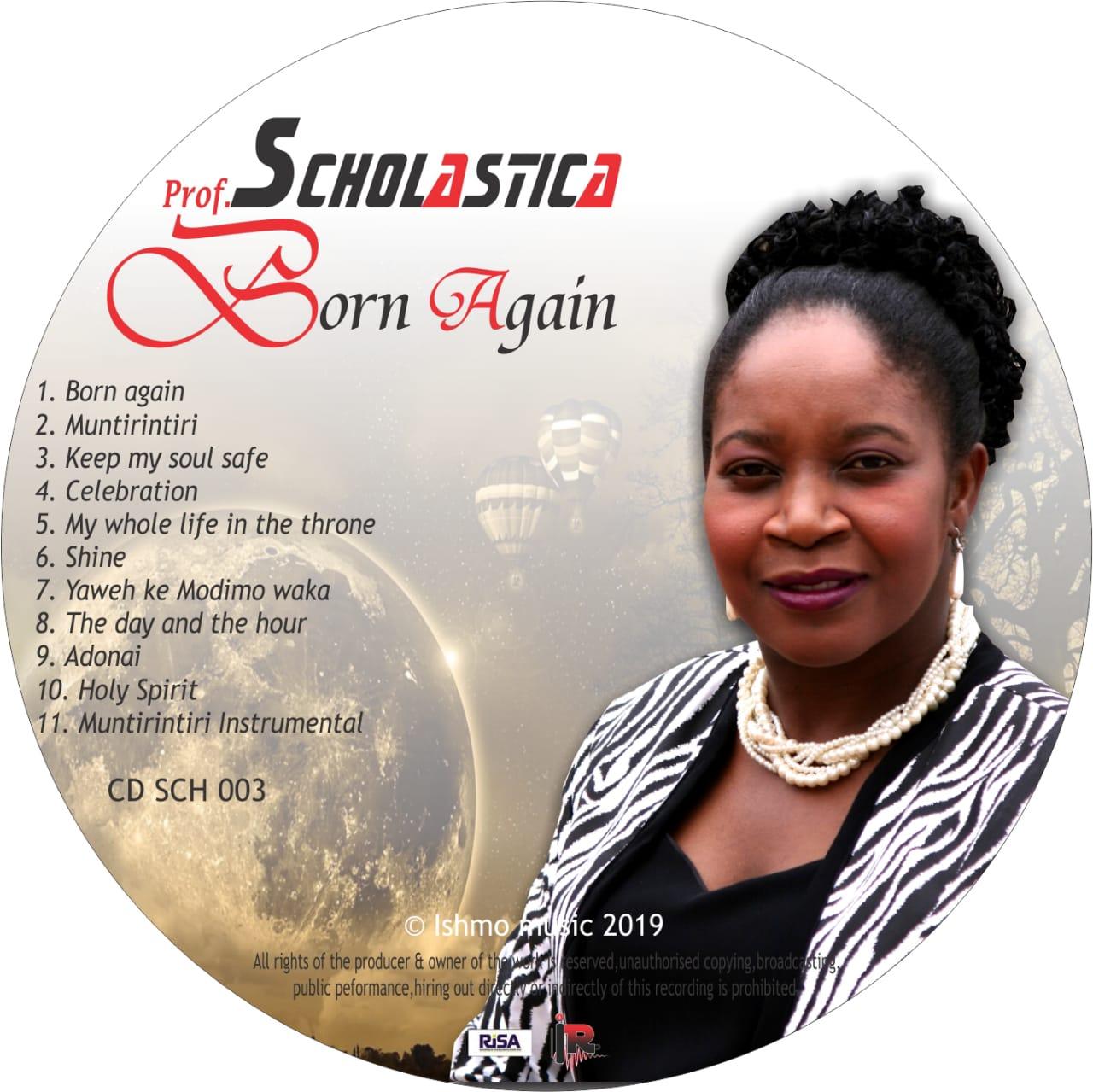 Prof Scholastica - Celebration