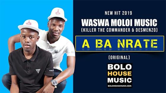 Waswa Moloi Music - Aba Nrate