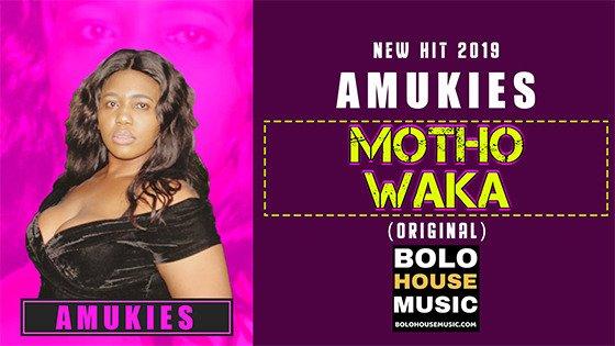 Amukies - Motho Waka