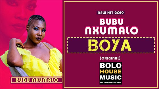 Bubu Nxumalo - Boya