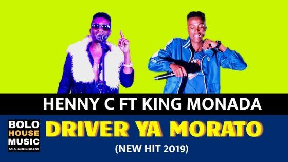 King Monada x Henny C - Driver Ya Marato