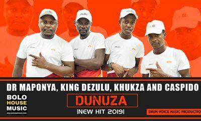 Dr Maponya x King Dezulu x Khukza x Caspido - Dunuza