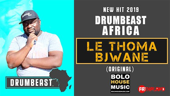 Drumbeast Africa - Le Thoma Bjwane