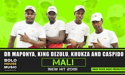 Dr Maponya x King Dezulu x Khukza x Caspido - Mali