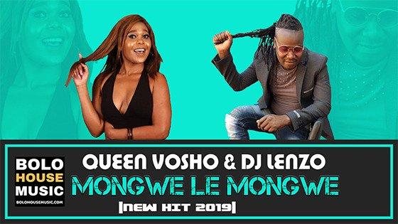 Queen Vosho & DJ Lenzo - Mongwe Le Mongwe