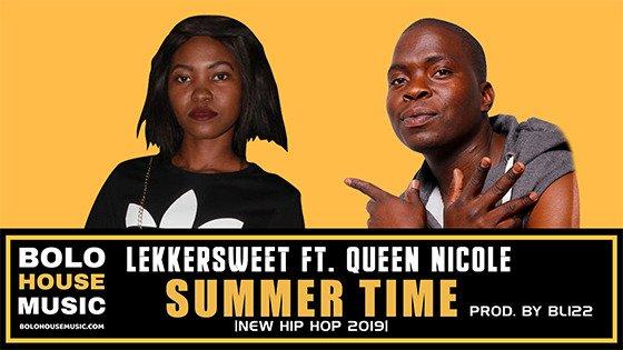 Lekkersweet - Summer Time Ft Queen Nicole