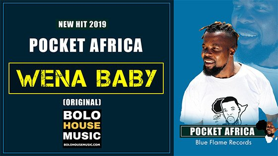 Pocket Africa - Wena Baby