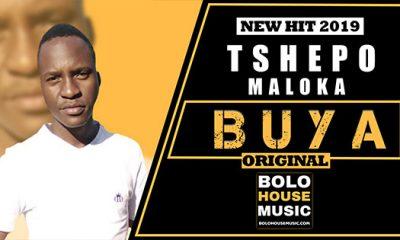 Tshepo Maloka - Buya