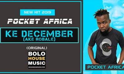 Pocket Africa - Ke December(Ake Robale)