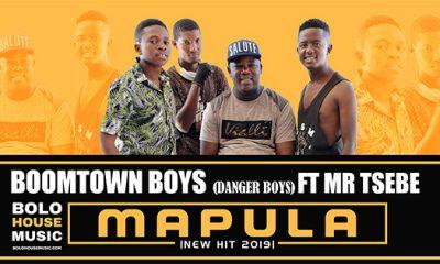 Boomtown Boys (Danger Boys) - Mapula ft Mr Tsebe