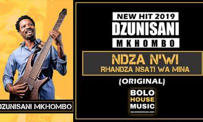 Dzunisani Mkhombo - Ndza N'wi Rhandza Nsati Wa Mina