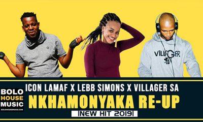 Icon LaMaf x Lebb Simons x Villager SA - Nkhamonyaka Re-Up