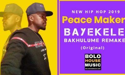 Peace Maker - Bayekele Bakhulume (remake)