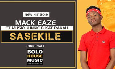 Mack Eaze - Sasekile ft Musiq Junkie & Kat Rakau