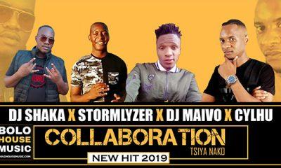 DJ Shaka, Stormlyzer,DJ Maivo & Cylhu - Tsiya Nako
