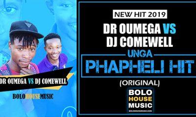 Dr Oumega vs DJ Comewell - Unga Phapheli