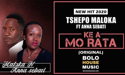 Tshepo Maloka - Ke A Mo Rata ft Anna Sebati