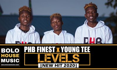 Phb Finest x Young Tee - Levels